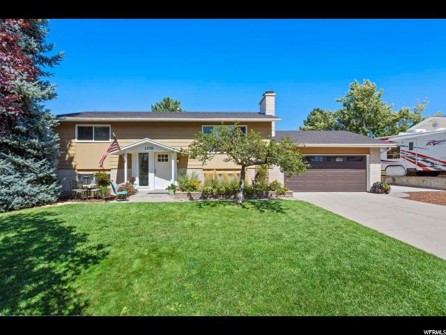 1079 E Bell Canyon Dr S, Sandy, UT 84094 (#1556081) :: Exit Realty Success