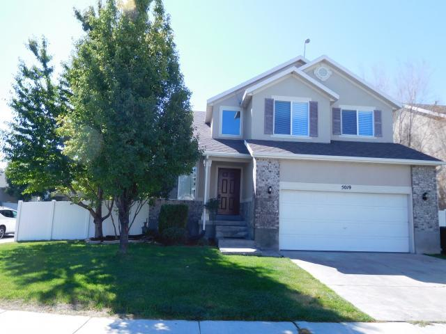 5019 W White Diamond Way S, West Valley City, UT 84120 (#1556087) :: Exit Realty Success