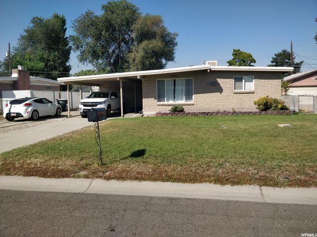 3370 S 2000 W, West Valley City, UT 84119 (#1556089) :: Bustos Real Estate | Keller Williams Utah Realtors