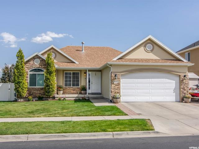8497 S Poison Oak Dr, West Jordan, UT 84081 (#1556095) :: KW Utah Realtors Keller Williams
