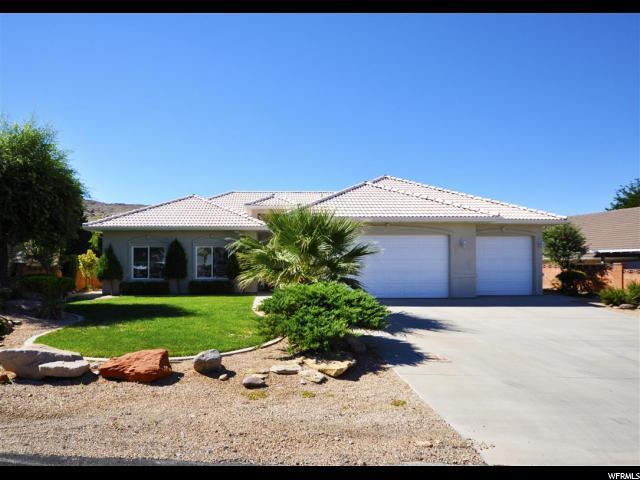 404 E Vermillion Ave, St. George, UT 84790 (#1556097) :: Big Key Real Estate