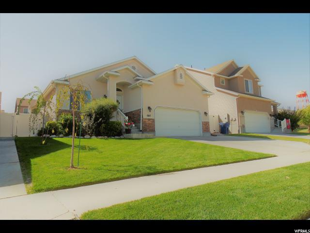 6167 W City Vistas Way S, West Valley City, UT 84128 (#1556104) :: Colemere Realty Associates