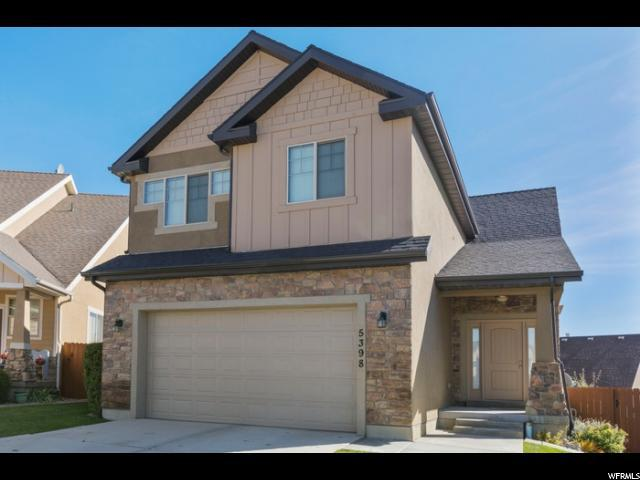 5398 N Bear Ridge Way, Lehi, UT 84043 (#1556110) :: Red Sign Team