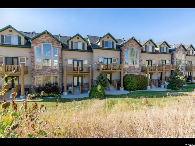 5122 E Moose Hollow Dr #207, Eden, UT 84310 (#1556121) :: goBE Realty