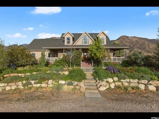 1553 S Hwy 91, Mona, UT 84645 (#1556130) :: Bustos Real Estate | Keller Williams Utah Realtors