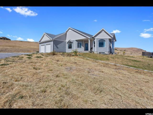 6909 W 2500 N, Petersboro, UT 84325 (#1556135) :: Exit Realty Success