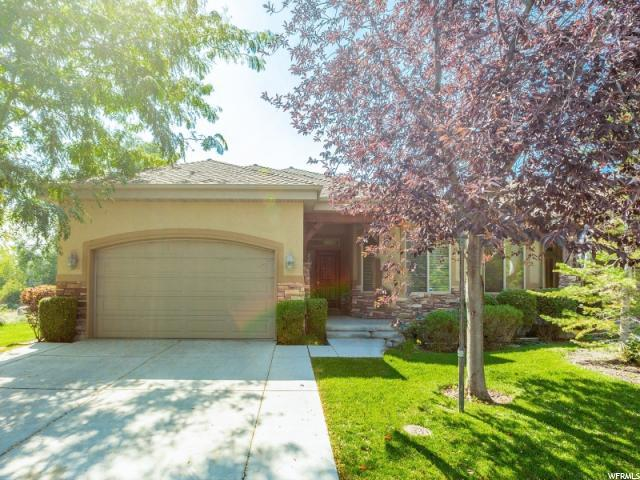 1905 W Golden Pond Way, Orem, UT 84058 (#1556141) :: Big Key Real Estate