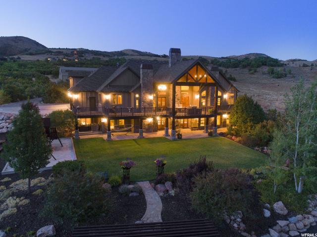 6422 North Fork Rd, Eden, UT 84310 (#1556143) :: Keller Williams Legacy