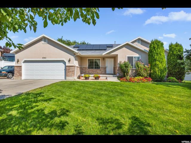 4742 Pence Dr, West Jordan, UT 84088 (#1556158) :: Bustos Real Estate | Keller Williams Utah Realtors