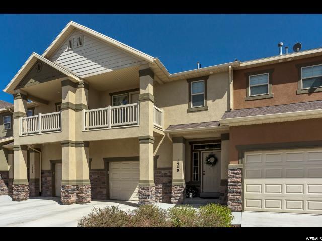 1548 N Venetian Way E, Saratoga Springs, UT 84045 (#1556181) :: Big Key Real Estate