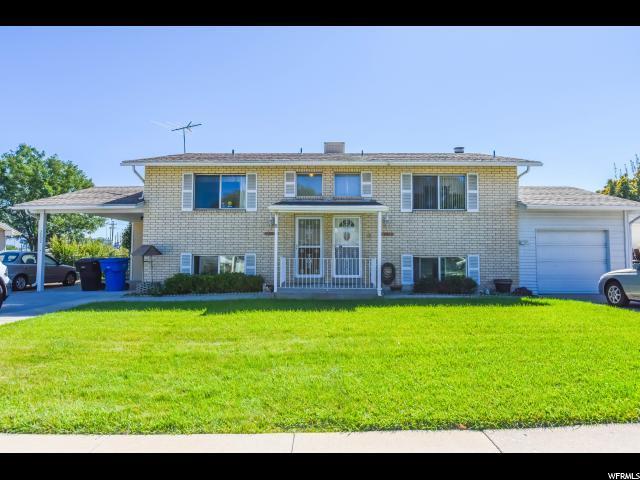 2233 W Bonniebrook Dr, Taylorsville, UT 84129 (#1556188) :: Bustos Real Estate | Keller Williams Utah Realtors