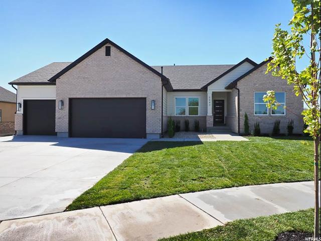 5443 W 7530 S, West Jordan, UT 84081 (#1556196) :: goBE Realty