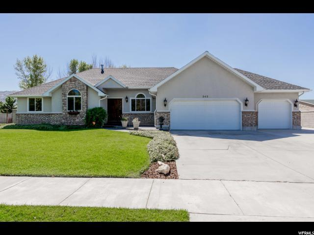 242 E Day Meadow S, Draper, UT 84020 (#1556198) :: Big Key Real Estate