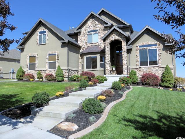 328 W Birch Dr, Saratoga Springs, UT 84045 (#1556207) :: Big Key Real Estate