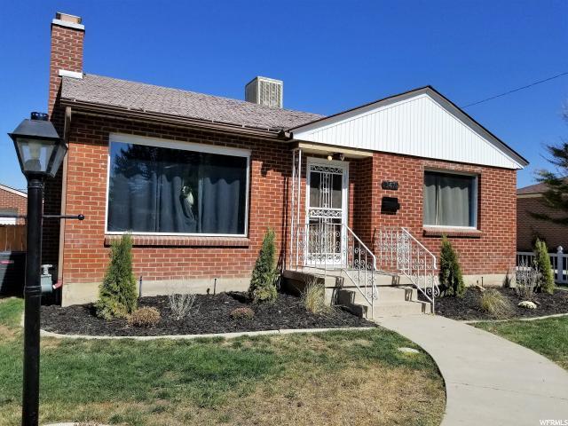 147 E 6790 S, Midvale, UT 84047 (#1556217) :: Bustos Real Estate | Keller Williams Utah Realtors