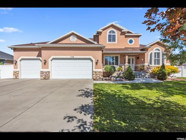 1156 W Autumn Bluff Dr, Murray, UT 84123 (#1556246) :: Bustos Real Estate | Keller Williams Utah Realtors