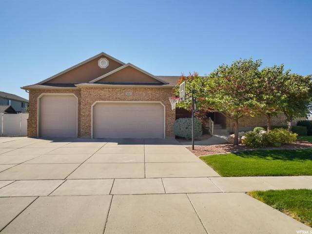 826 S 1525 W, Syracuse, UT 84075 (#1556289) :: RE/MAX Equity