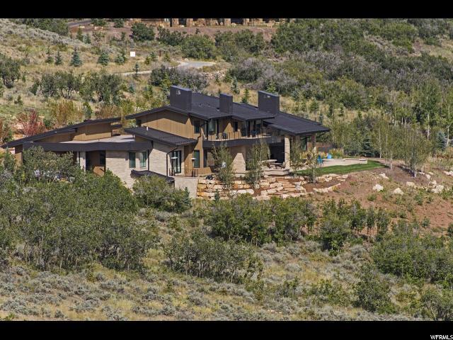1495 N Red Fox Cour, Park City, UT 84098 (#1556307) :: Bustos Real Estate | Keller Williams Utah Realtors