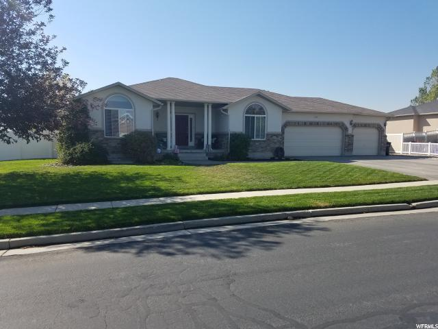 5253 W 7660 S, West Jordan, UT 84081 (#1556314) :: goBE Realty