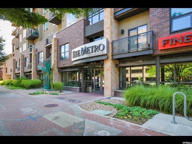 350 S 200 E #722, Salt Lake City, UT 84111 (#1556337) :: Big Key Real Estate