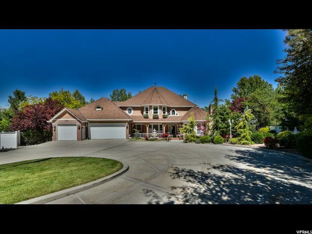 1196 W Burton Trail Cir, South Jordan, UT 84095 (#1556343) :: Big Key Real Estate