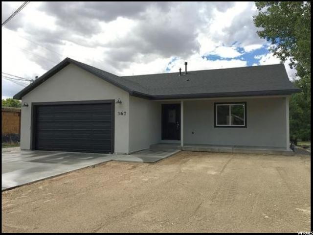 367 N 200 W, Manti, UT 84642 (#1556367) :: Big Key Real Estate