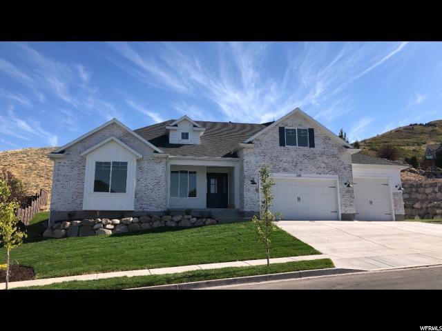 5181 W Ambermont Dr, Herriman, UT 84096 (#1556371) :: Bustos Real Estate | Keller Williams Utah Realtors