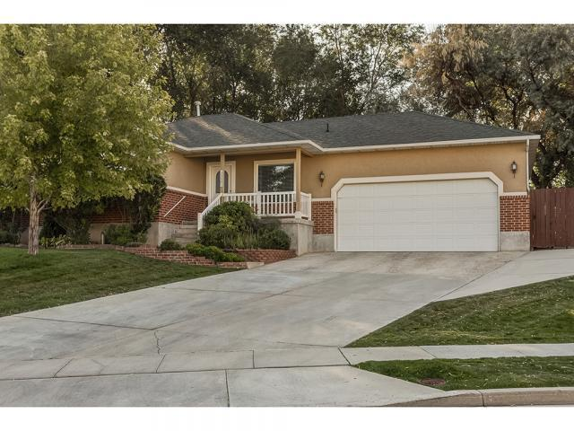 3339 W Olive Tree Cir, West Jordan, UT 84088 (#1556377) :: goBE Realty