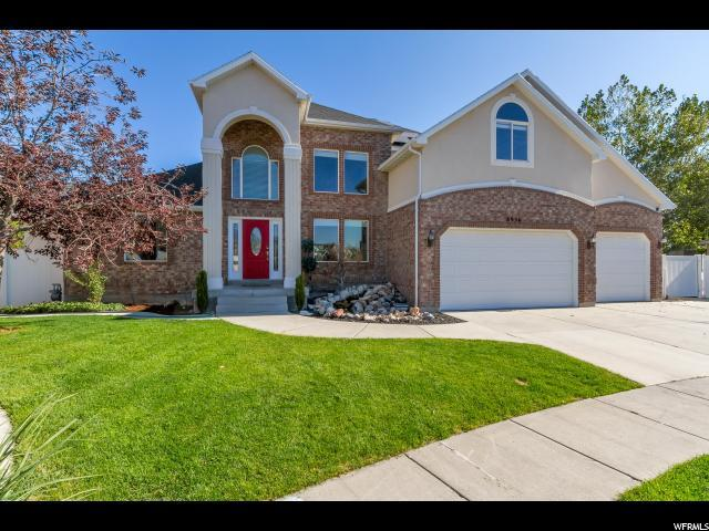 6956 W Hunter Pine Cir, West Valley City, UT 84128 (#1556379) :: RE/MAX Equity