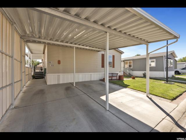 3681 S View Vista Rd W #189, West Valley City, UT 84119 (#1556388) :: Bustos Real Estate | Keller Williams Utah Realtors