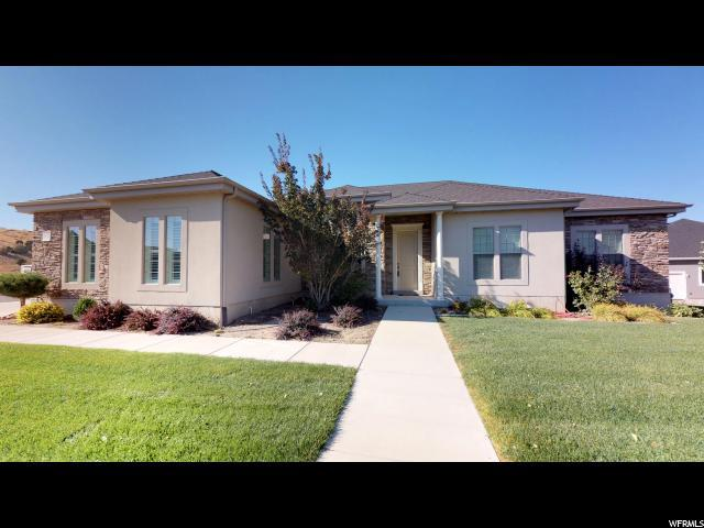 1192 S Valley View Dr E, Santaquin, UT 84655 (#1556391) :: goBE Realty