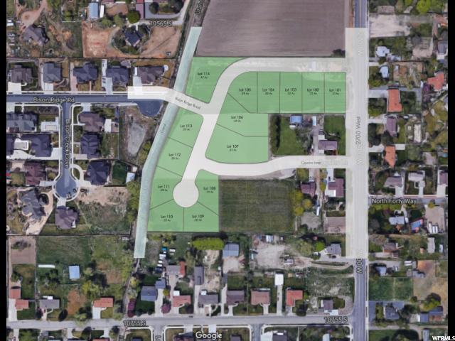 2747 W Urban Ridge Rd S, South Jordan, UT 84095 (#1556397) :: Big Key Real Estate