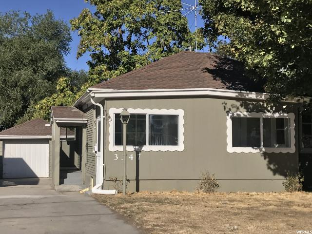 3347 Porter Ave, Ogden, UT 84403 (#1556400) :: Bustos Real Estate   Keller Williams Utah Realtors