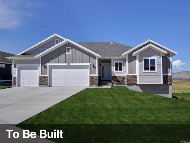 7063 S 2700 W, West Jordan, UT 84084 (#1556402) :: goBE Realty