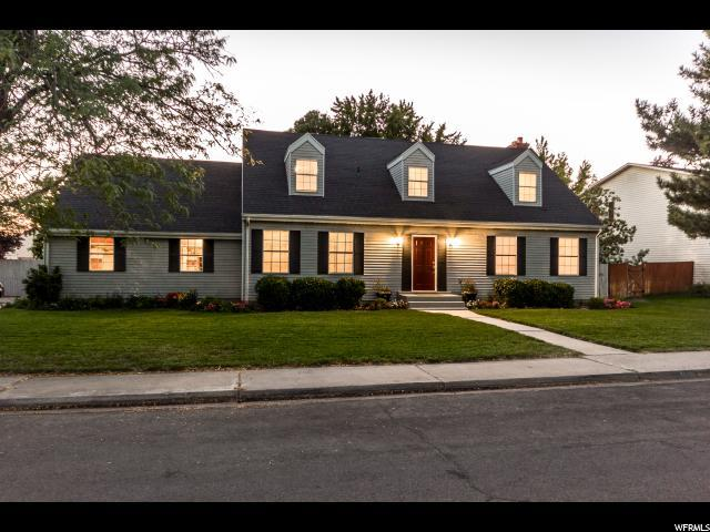 1259 N 625 W, Orem, UT 84057 (#1556410) :: Big Key Real Estate