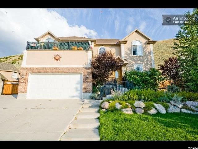 15263 S Steep Mountain Dr, Draper, UT 84020 (#1556418) :: Exit Realty Success