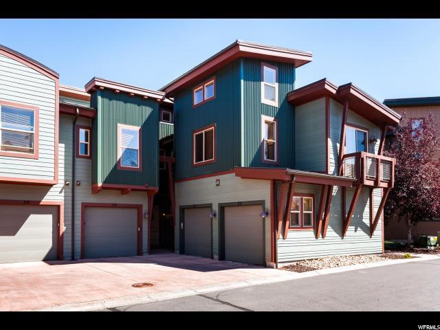 6170 Park Lane South #31, Park City, UT 84098 (#1556435) :: Bustos Real Estate | Keller Williams Utah Realtors