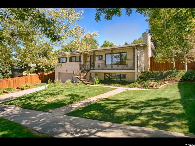 7121 Promenade Dr S, Cottonwood Heights, UT 84121 (#1556439) :: Colemere Realty Associates
