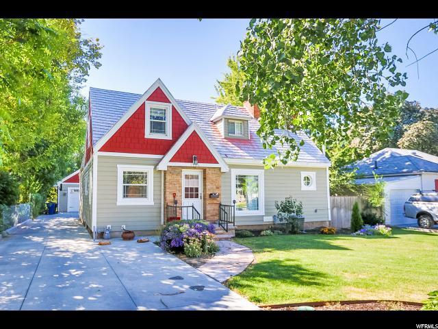 1540 E 3350 S, Salt Lake City, UT 84106 (#1556458) :: goBE Realty