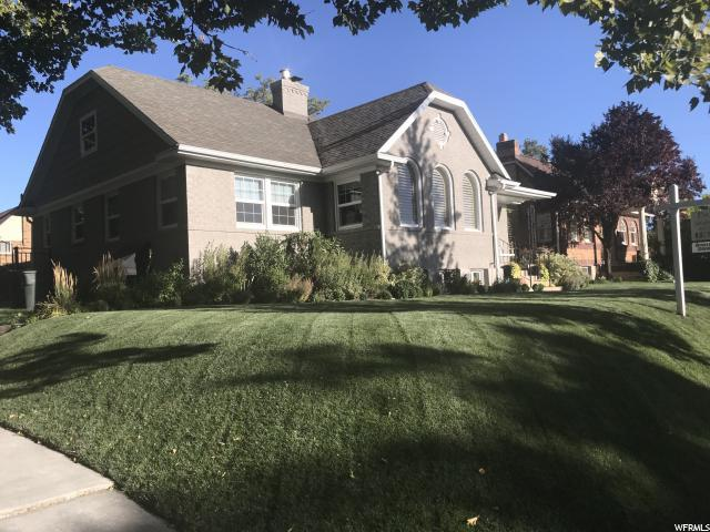 1201 S 1500 E, Salt Lake City, UT 84105 (#1556480) :: goBE Realty