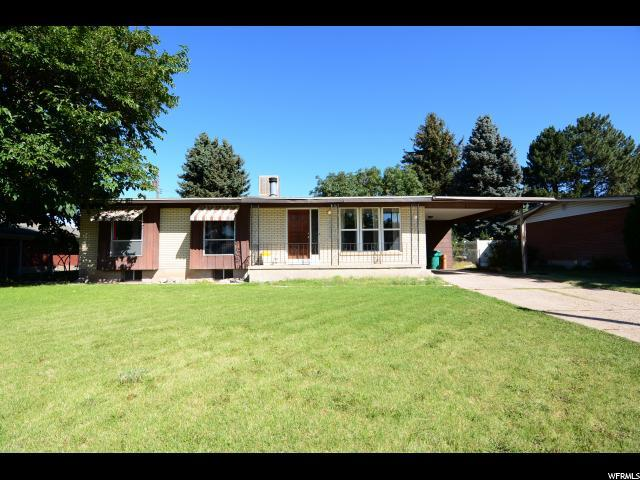 2336 W 4800 S, Roy, UT 84067 (#1556489) :: Bustos Real Estate | Keller Williams Utah Realtors