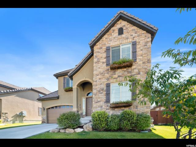 4718 N Sunset Way W, Lehi, UT 84043 (#1556491) :: Bustos Real Estate | Keller Williams Utah Realtors