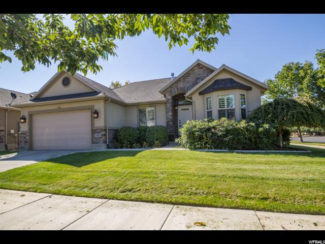682 E 1220 N, Orem, UT 84097 (#1556502) :: Big Key Real Estate