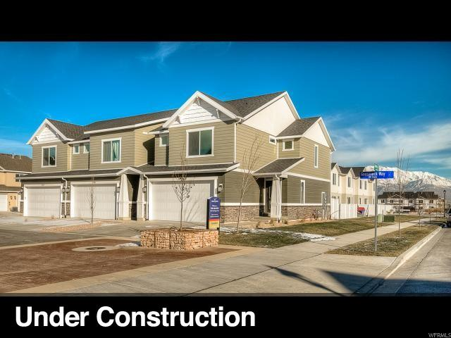 452 S Pegasus Way E #3037, Saratoga Springs, UT 84045 (#1556510) :: Big Key Real Estate