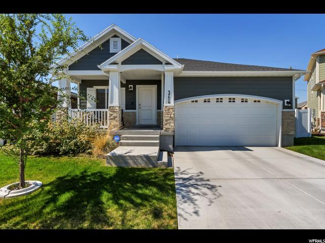 3776 S Teal Run Way, Salt Lake City, UT 84119 (#1556541) :: The Utah Homes Team with iPro Realty Network