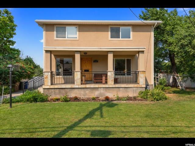 1836 S 2100 E, Salt Lake City, UT 84108 (#1556546) :: Exit Realty Success