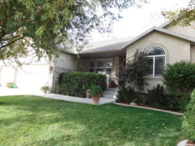 3250 S Celebration Dr W, West Valley City, UT 84128 (#1556547) :: RE/MAX Equity