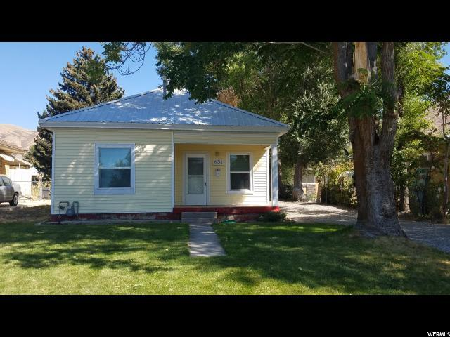 631 S 300 W, Brigham City, UT 84302 (#1556561) :: Colemere Realty Associates