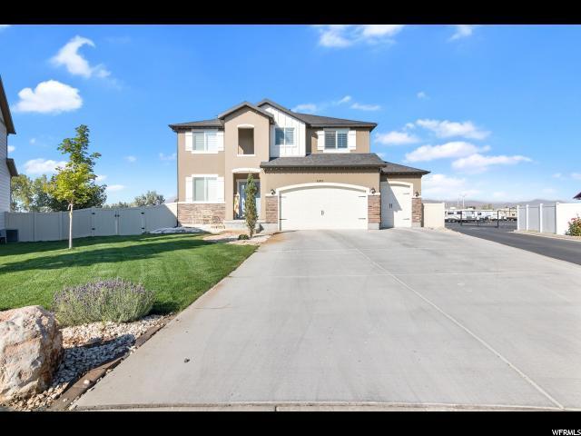3597 W Bear Way N, Lehi, UT 84043 (#1556573) :: goBE Realty