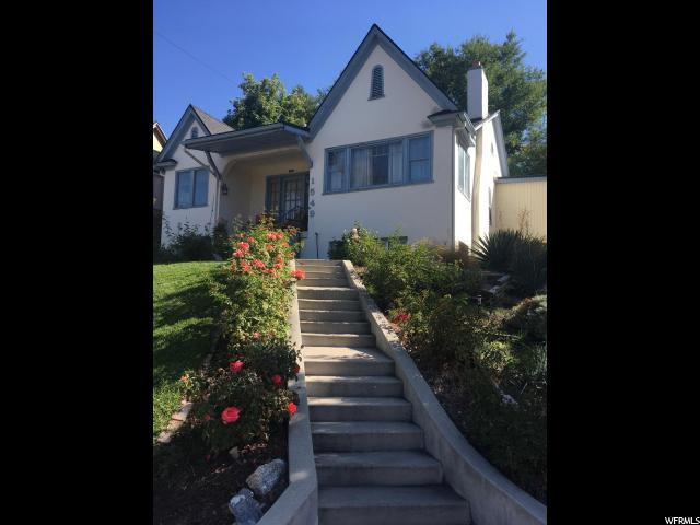 1549 S 1300 E, Salt Lake City, UT 84105 (#1556577) :: goBE Realty